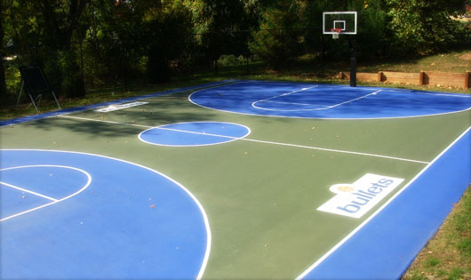 All Pro Recreational Surfaces